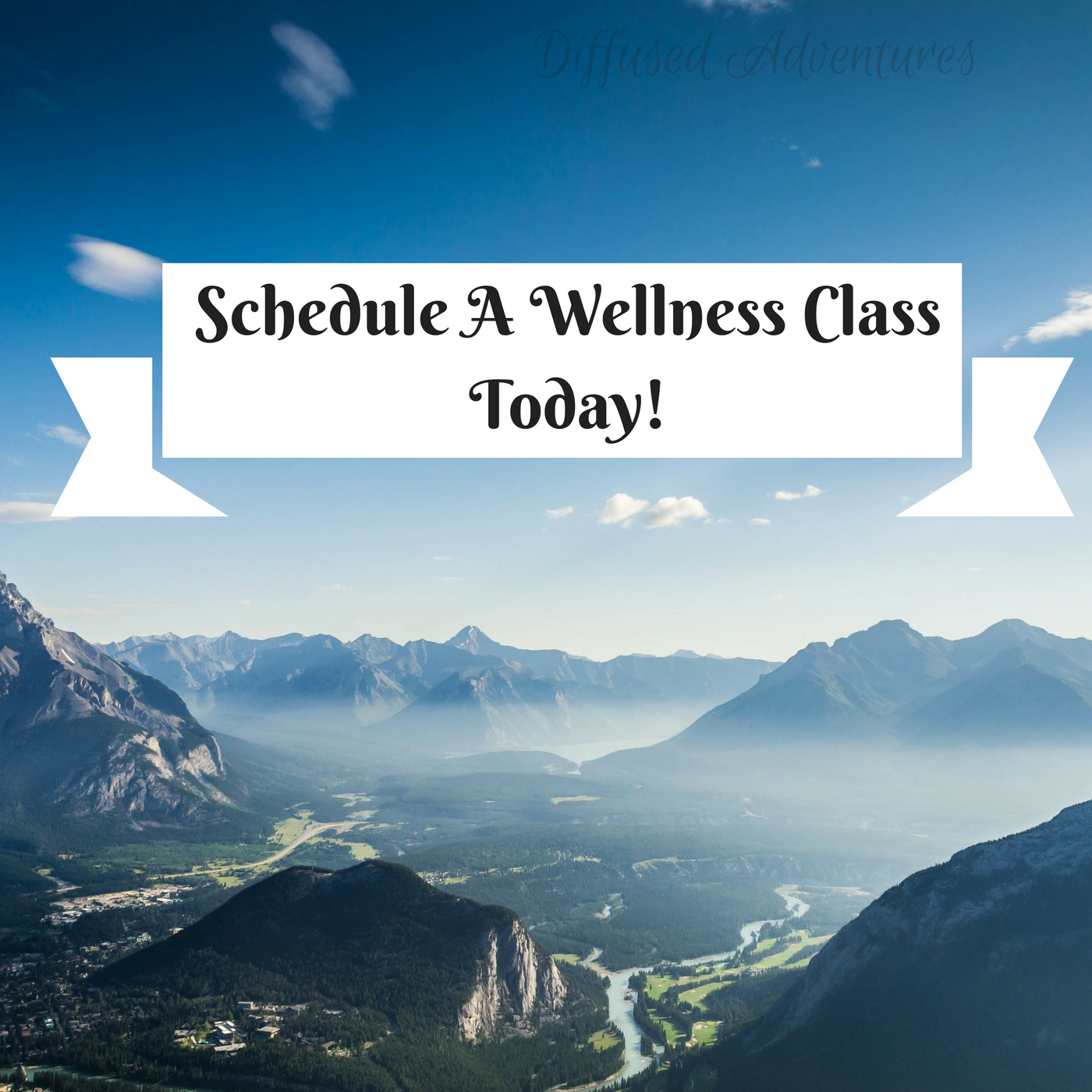 Schedule A Wellness Class Today